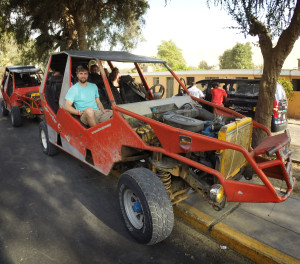 Number 80 Dune Buggy