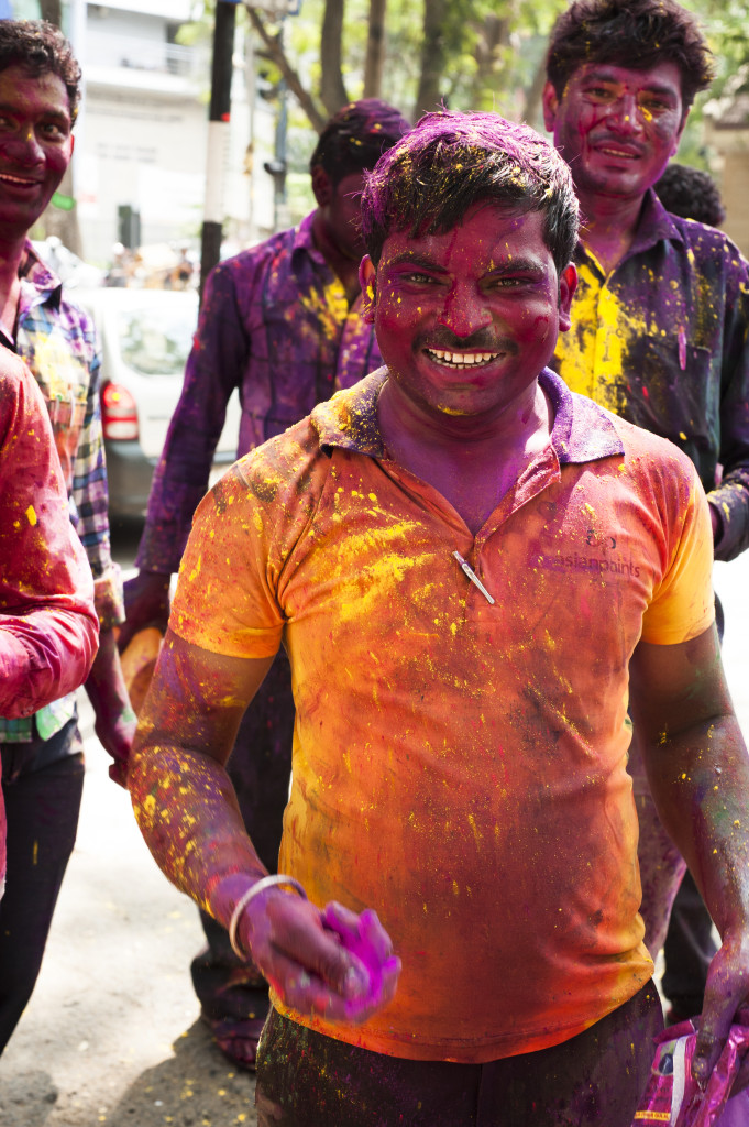 Festival of Colors Bangalore
