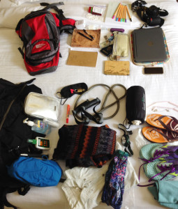 what to pack for a trip around the world 1