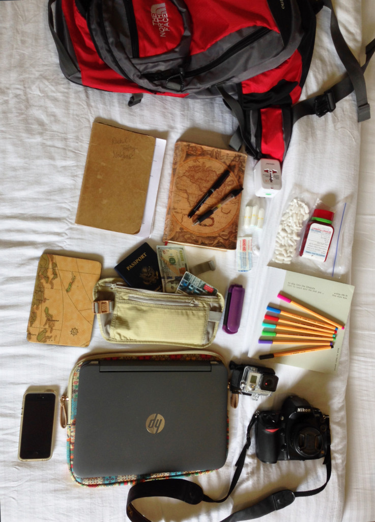 what to pack for a trip around the world 2
